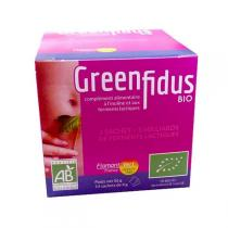 Flamant Vert - GREENFIDUS, Prebiotic and Probiotic 30 sachets