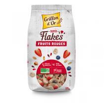 Grillon d'or - Super Flakes Fruits rouges 375g