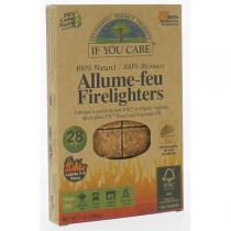 If You Care - Allume-feu 100% naturel
