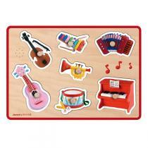 Janod - Puzzle musical Instruments de musique