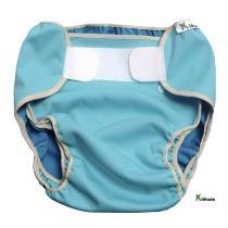 Kiétude - Wasserdichte Unterhose Klettverschluss XS
