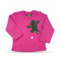 Kobyo - Pullover für Babys, rosa, 3-18 Monate