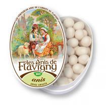 Les Anis de Flavigny - Bonbons à l'anis vert 50g