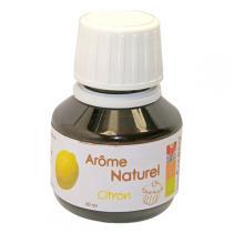 ScrapCooking - Natürliches Zitronen-Aroma, 50ml