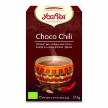 Yogi Tea - Thé Choco Chili 17 sachets