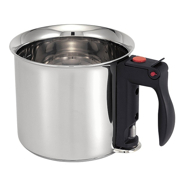 stainless steel bain marie double boiler 1 7l beka shop online at. Black Bedroom Furniture Sets. Home Design Ideas