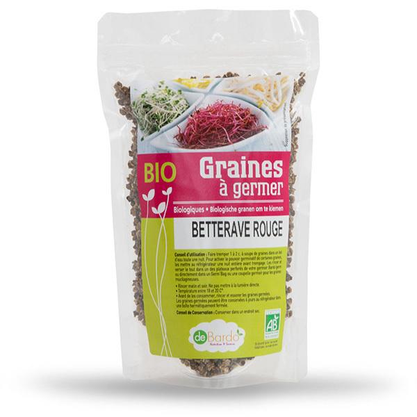 Debardo - Graines à Germer Betterave Bio 100g