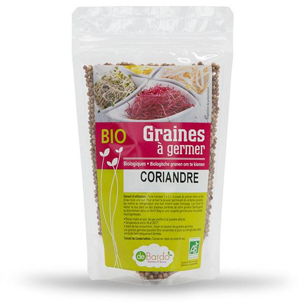 Debardo - Graines à Germer Coriandre Bio 100g