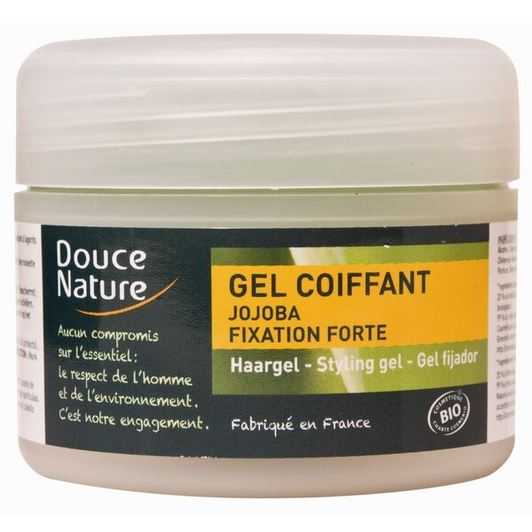 Douce Nature - Gel coiffant Fixation forte 100ml