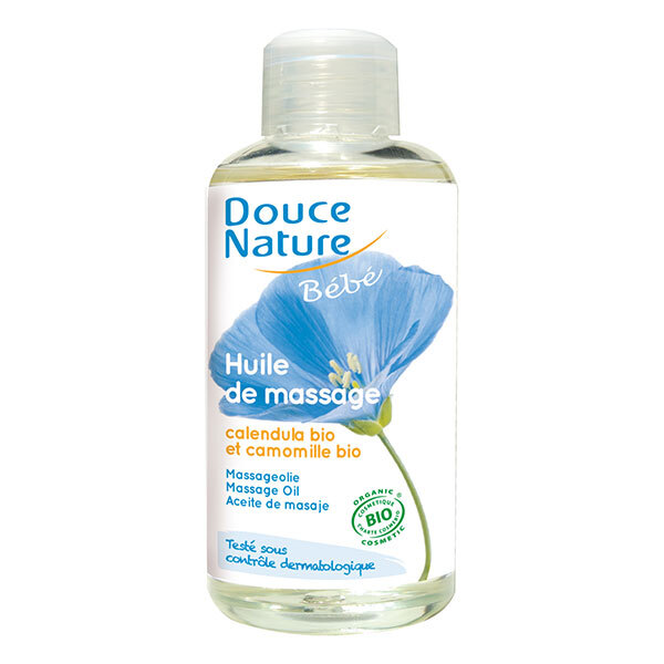 Douce Nature - Baby-Massageöl 100 ml