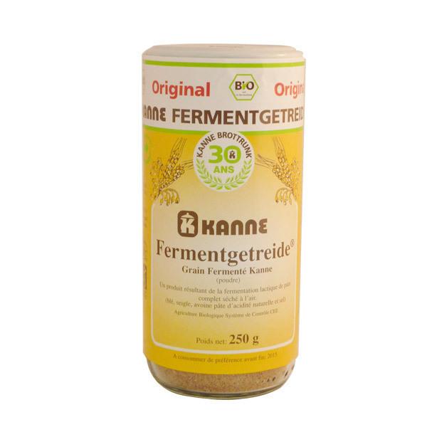 Kanne - Grain fermenté BIO 250g