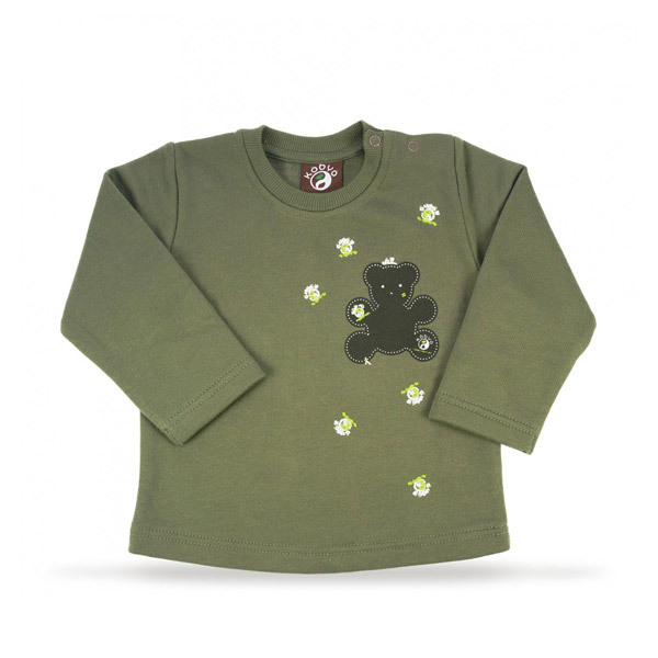Sweat shirt b b kaki 3 18 mois kobyo acheter sur - Bureau bebe 18 mois ...