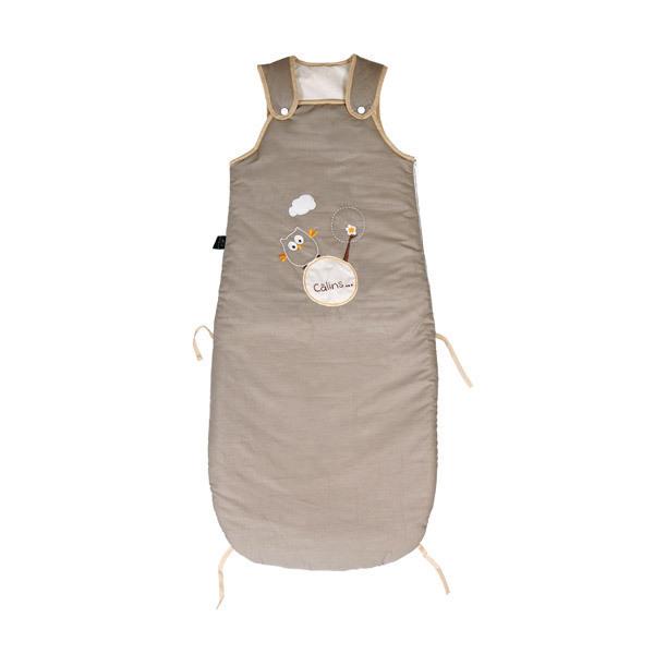 P'tit Basile - Babyschlafsack aus der Kollektion Chouette 80 - 105 cm