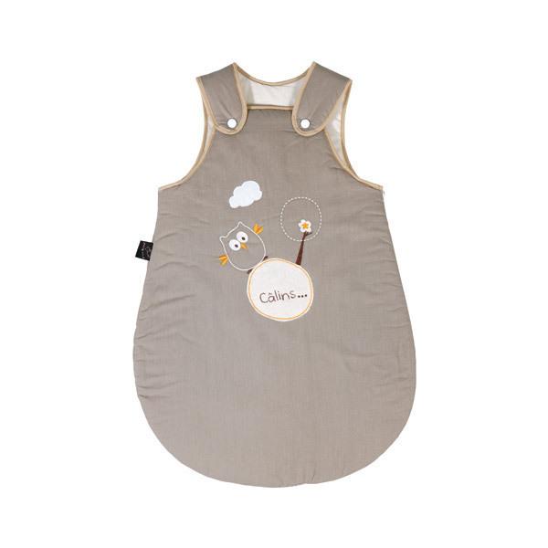 P'tit Basile - Babyschlafsack aus der Kollektion Chouette 0-6 Monate