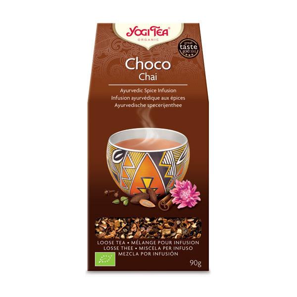 Yogi Tea - Choco Chai Aztec Spice 90g