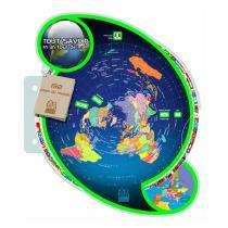 Caly - Atlas Tout Savoir 193 pays du Monde - Dès 6 ans