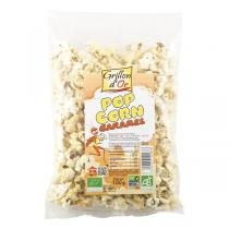 Grillon d'or - Pop Corn au caramel 100g