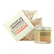 Herbes et Traditions - Chocolate Orange Massage Candle
