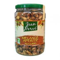 Jean Hervé - Apéritif Fruits Secs Shoyou Curry 400g