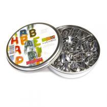 ScrapCooking - Alphabet Biscuit Cutters x 26