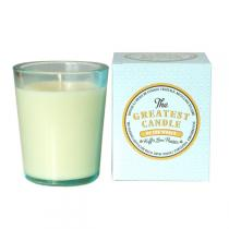 The Greatest Candle - Vegetable Oil Candle - Kaffir Lime Flowers
