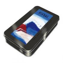 Vivani - BIO-Vollmilchschokolade Geschenkdose