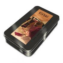 Vivani - Feine Bitterschokolade Geschenkdose