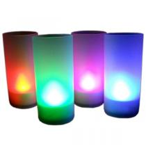 Zen' Arôme - LED Teelicht Mehrfarbig