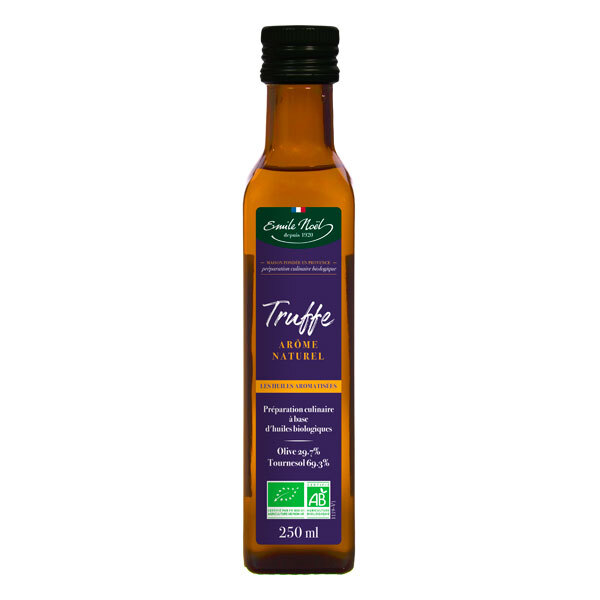 Emile Noel - Huile d'olive à la Truffe 25cl
