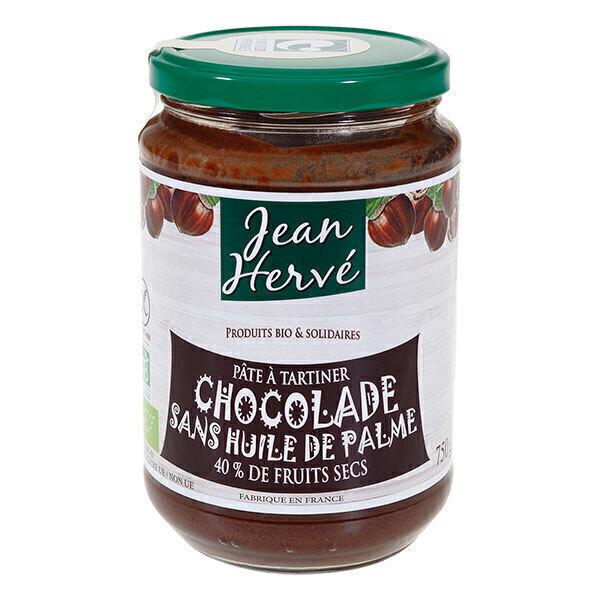 Jean Hervé - Pâte à tartiner Chocolade 750g