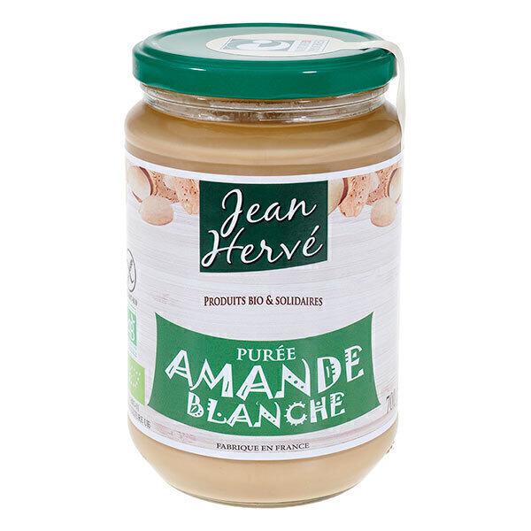 Jean Hervé - Purée d'Amandes Blanches bio 700g