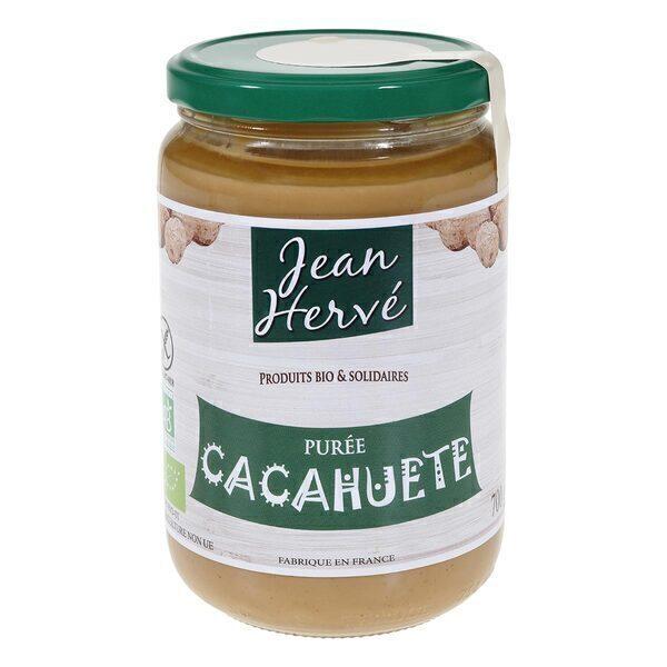 Jean Hervé - Purée de cacahuètes 700g