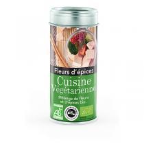 Aromandise - Fleurs d'Epices Cuisine Végétarienne - Tube 45g