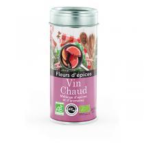 Aromandise - Fleurs d'Epices Vin chaud - Tube 50g
