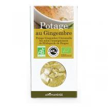 Aromandise - Potage au Gingembre Bio 170g