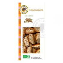 Biscuiterie de Provence - Organic Almond Craquantes 180g