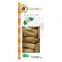Biscuiterie de Provence - Navettes de flor de naranjo BIO 220g