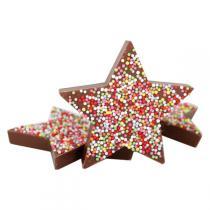 Chocolats Schonenberger - Weihnachtssterne 4 x 25 g