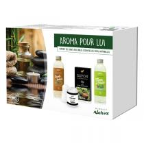Direct Nature - Geschenkset Aroma For Him