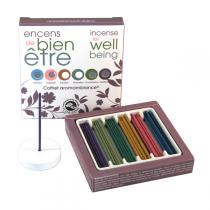 Florisens - Incense box set 54 sticks