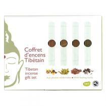 Florisens - Tibetan Incense gift set 48 sticks
