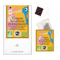 Florisens - Organic Happy Event Tea 20 sachets