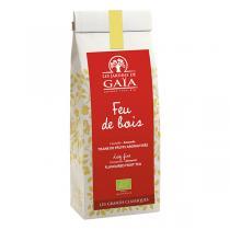 Les jardins de Gaïa - Tisane de fruits Feu de bois - Sachet 100g