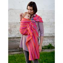 Néobulle - Bulline woven baby sling. Baby carrier, 1.80m, available in 8 co