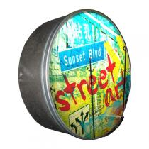 Trendy-Tub - Applique Street Art - 41 cm
