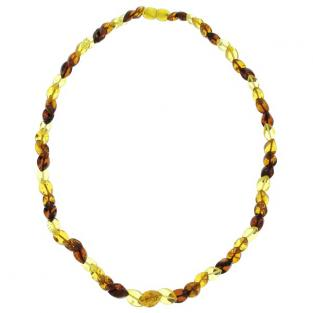 BalticWay - Adult Amber Mix Necklace