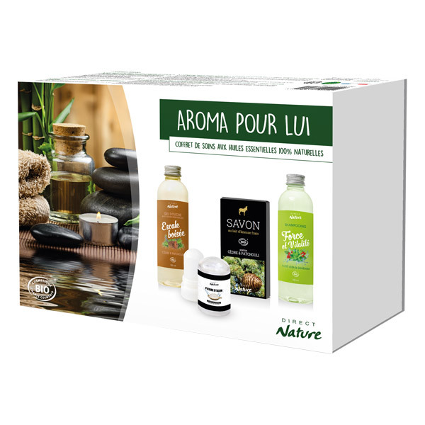 Direct Nature - Aroma Set for Men