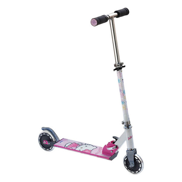Mondo - 2 Wheel Hello Kitty Scooter