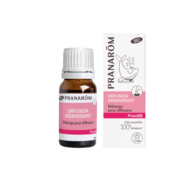 Pranarôm - Baby blend Bio oils for diffuser 10ml