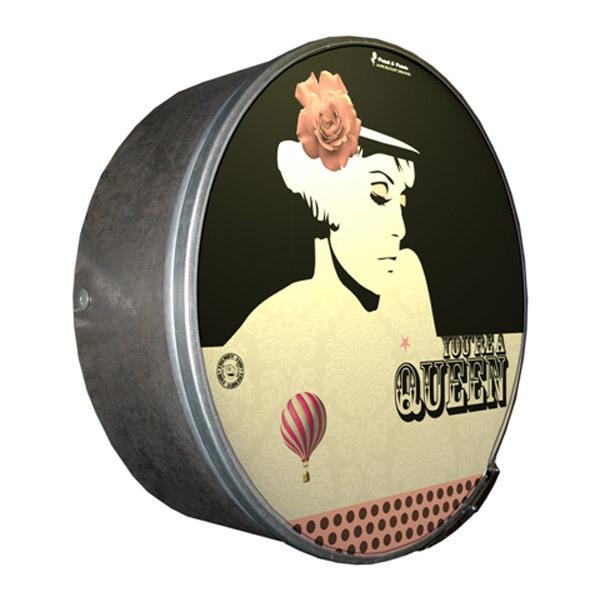 Trendy-Tub - Applique Queen1 - 41 cm